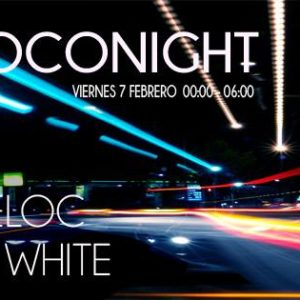 The Coconight: Dj Blue + Marc Deloc + Stanley White