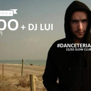 Danceteria Vol 9: UNDO (Factor City) + DJ Lui (Danceteria)